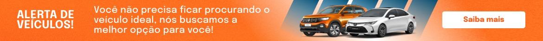 Banner Topo - Alerta de Veículos